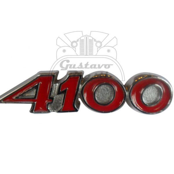 Emblema 4100 Opala