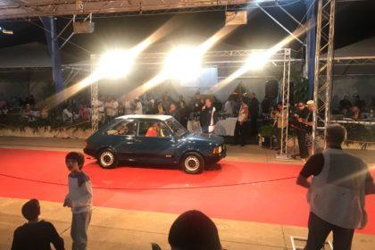 V Encontro Brasileiro de Autos Antigos – Águas de Lindoia SP – Premiação