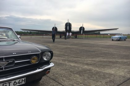 Encontro aeródromo de Mönchengladbach