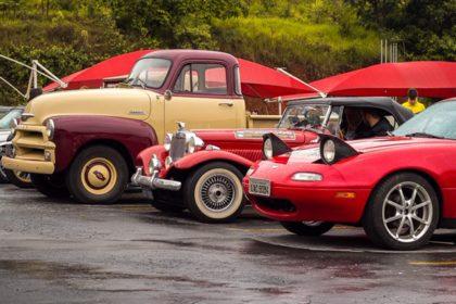 Rallye Clube de Veículos antigos