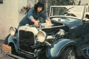 Roberto Carlos e suas máquinas